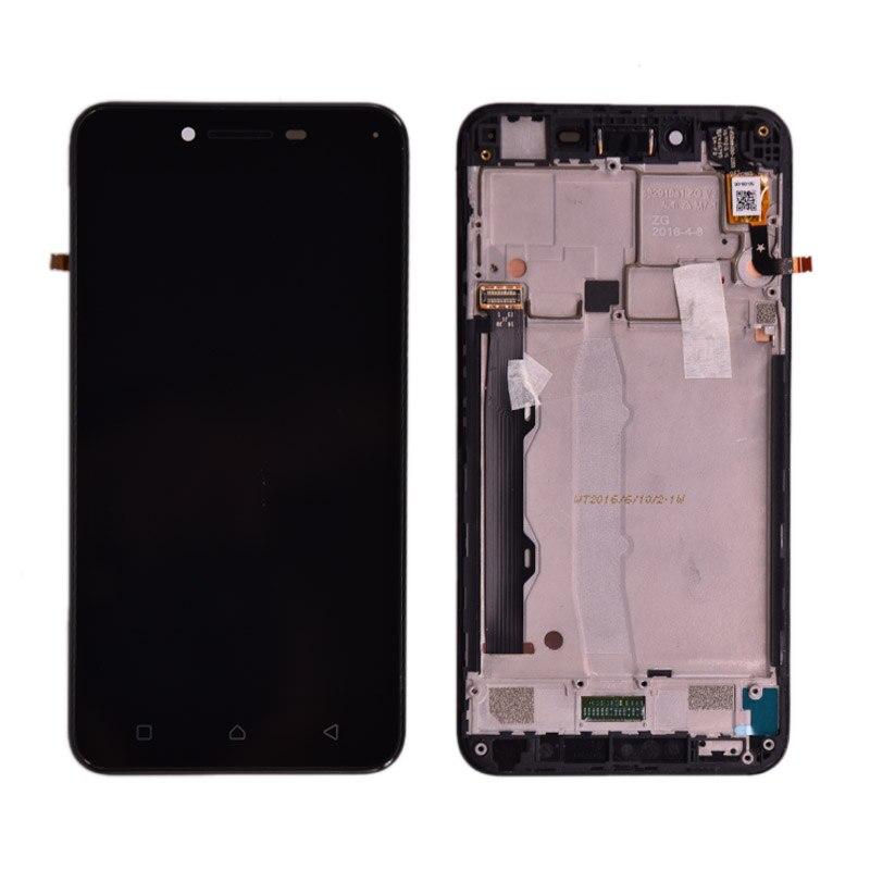 """Original 5,0 """"1920x1080 IPS pantalla para Lenovo vibe k5 plus A6020a46 pantalla LCD de pantalla táctil digitalizador piezas de repuesto"""