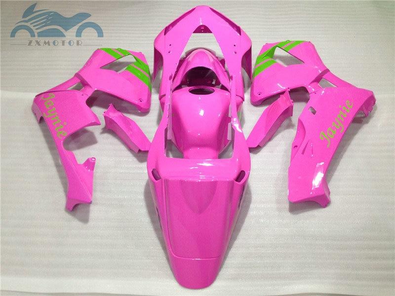 Juego de carenados de inyección de 7 regalos para CBR 600RR 2003 2004, kits de carenado CBR600RR F5 03 04 CBR600, piezas para el mercado de carreras