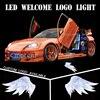Autodeur Welkom Licht Logo Licht Welkom Ghost Shadow Puddle Emblem Spotlight Projector Laser 3D Engelenvleugels GOBO Universal Fit