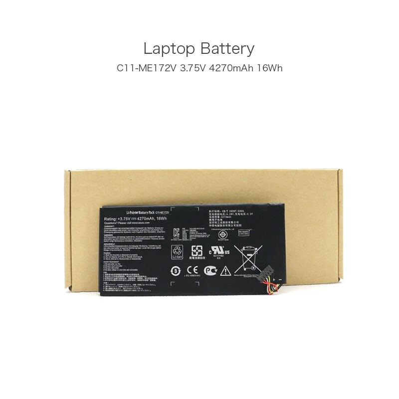 3,75 V 4270 mAh 16Wh C11-ME172V baterías de ordenador portátil para ASUS Fonepad 7in phablet ME371MG Bloc de notas ME172V tableta batería Li-ion