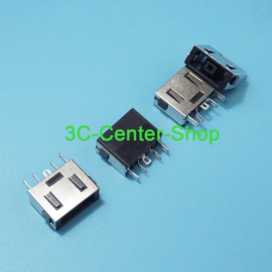 1 Uds portátil dc clavija para Lenovo G50 G40 G50-70 G50-45 G50-30 G50-80 G50-90 G40-35 G40-45 G40-70 conector DC