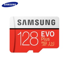 Carte mémoire SAMSUNG 32 GB 64 GB 128 GB SDHC SDXC C10 TF carte Flash UHS-I cartes Micro SD Class10 U3 avec adaptateur Micro SD