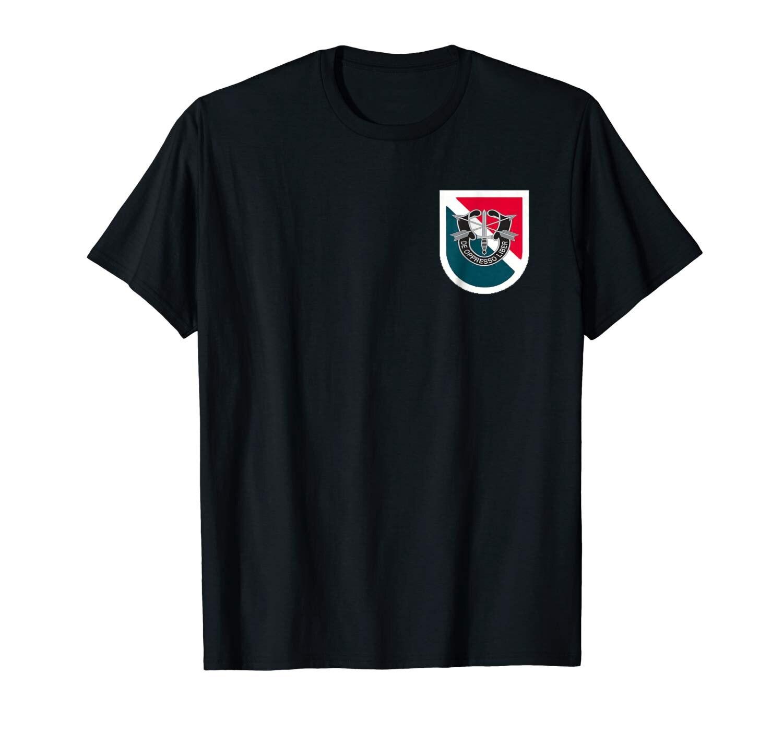 11 ° grupo de fuerzas especiales ShirtFunny camisetas de manga corta verano Hip Hop Casual camisetas de algodón