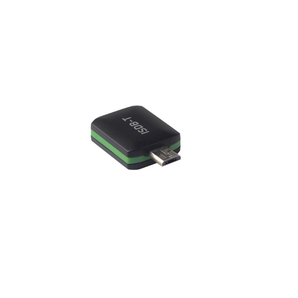HD Pad TV HD Digital TV receptor de TV ISDB-T para Android de la tableta del teléfono de receptor de TV por satélite
