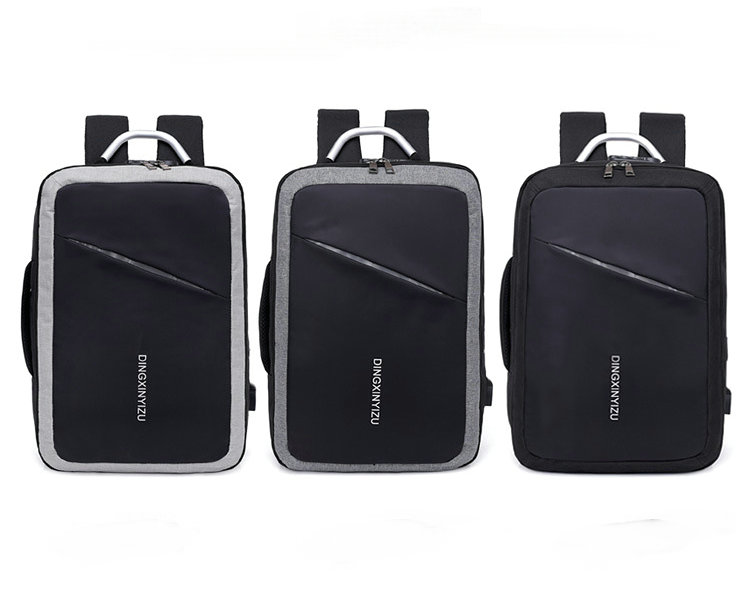 Nuevo bolso para PC de 13 14 15 pulgadas, mochila con CABLE USB, bolso para portátil, bolso para ordenador, mochila escolar para HP DELL THINKPAD FSDX825