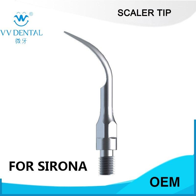 dental endo perio scaling tips for ems ultrasonic scaler handpiece Dental scaler tips ultrasonic tip GS2 for SIRONA dental scaler original handpiece
