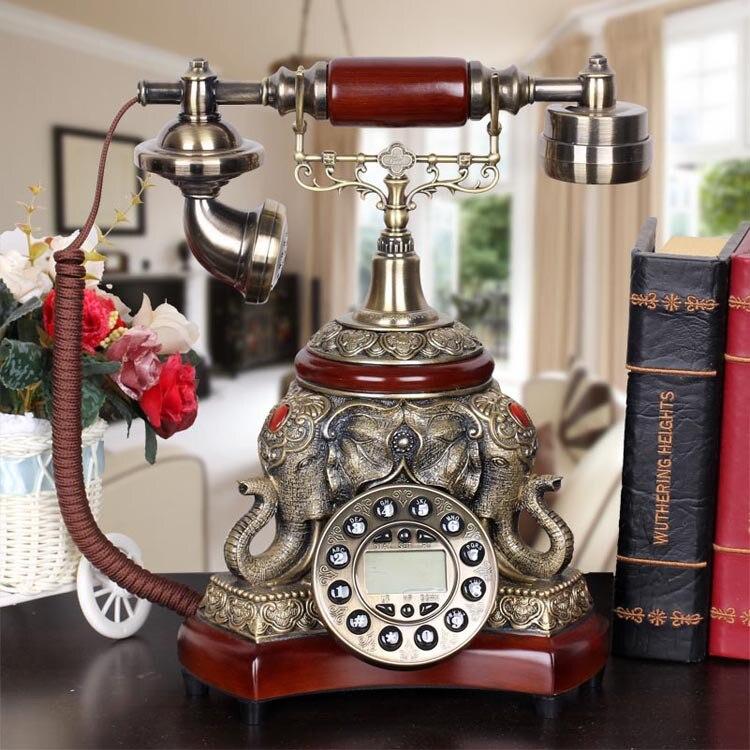 Fabricantes que venden llamadas de teléfono antiguo de línea fija a domicilio teléfono europeo