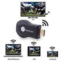 M2 Anycast HDMI bâton de télévision HDMI Full HD1080P Miracast DLNA Airplay WiFi affichage récepteur TV adaptateur sans fil Dongle android BHE3
