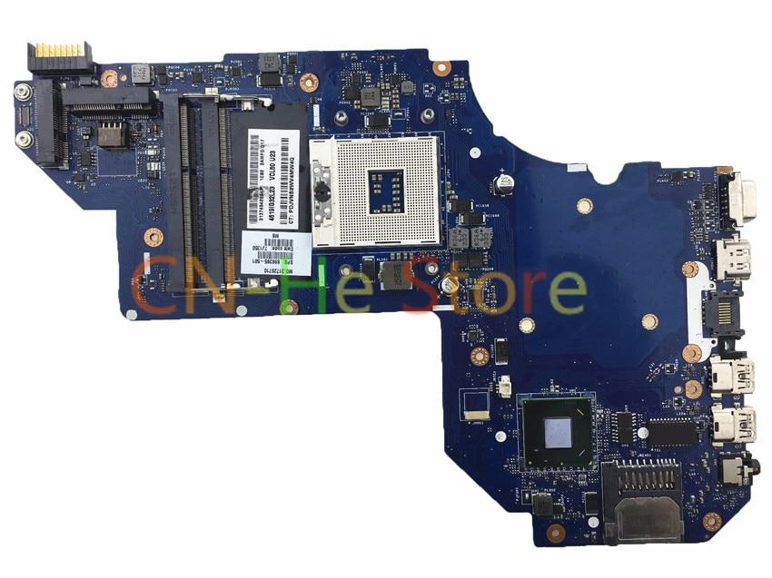 JOUTNDLN para HP Envy M6-1000 m6 portátil placa base 698395-501 HM77 GMA HD4000 DDR3 LA-8713P