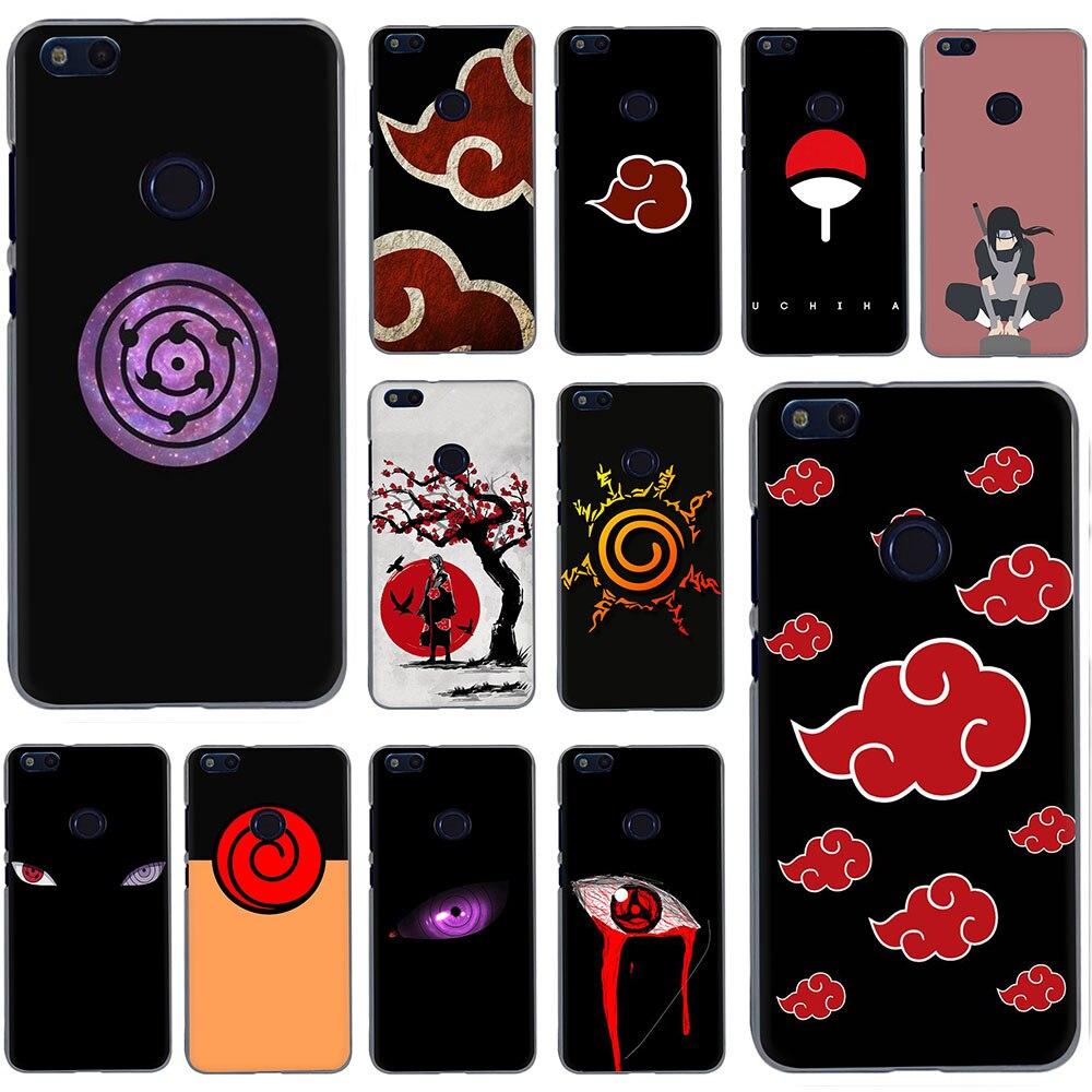 Anime Naruto del teléfono duro caso de Huawei Honor 20 jugar 6 7 8 C 7C 5.99in 7 9 10 X Lite