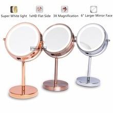 Miroir grossissant Double face 6
