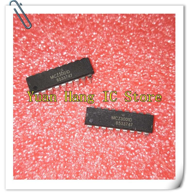 10 шт./лот MCZ3001DB MCZ3001D MCZ3001 DIP-18 Новый оригинал
