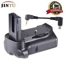 JINTU Pro Dikey pil yuvası NIKON D5100 D5200 DSLR Kamera Profesyonel Dijital Güç ile Yüksek Kalite