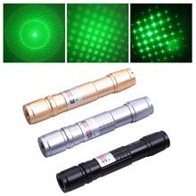 Chasse Laser vert pointeur 532 nm 10000 m stylo Laser de type suspendu longue Distance Lasers vue sans batterie