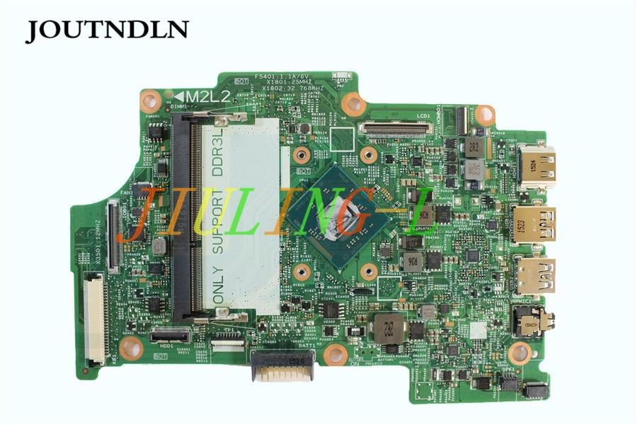 JOUTNDLN para Dell Inspiron 11 3147 placa base de computadora portátil Kw8rd 0Kw8rd cn-0Kw8rd 13270-1 DDR3L W/N3540 CPU prueba bien.