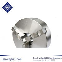 High precision sanyinghe 1 pcs lathe chuck Three-jaw self-centering chuck K11-160 cnc tools