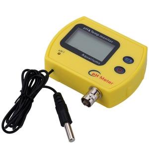 Professional  pH Meter for Aquarium Acidimeter Water Quality   Analyzer pH & TEMP Meter Measure Household Drinking Solution