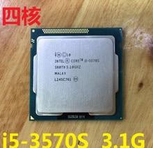 Processeur Intel Core I5 i5-3570S S, 3570 M, 3.1GHz, CPU Quad-Core, Cache 6M, LGA1155