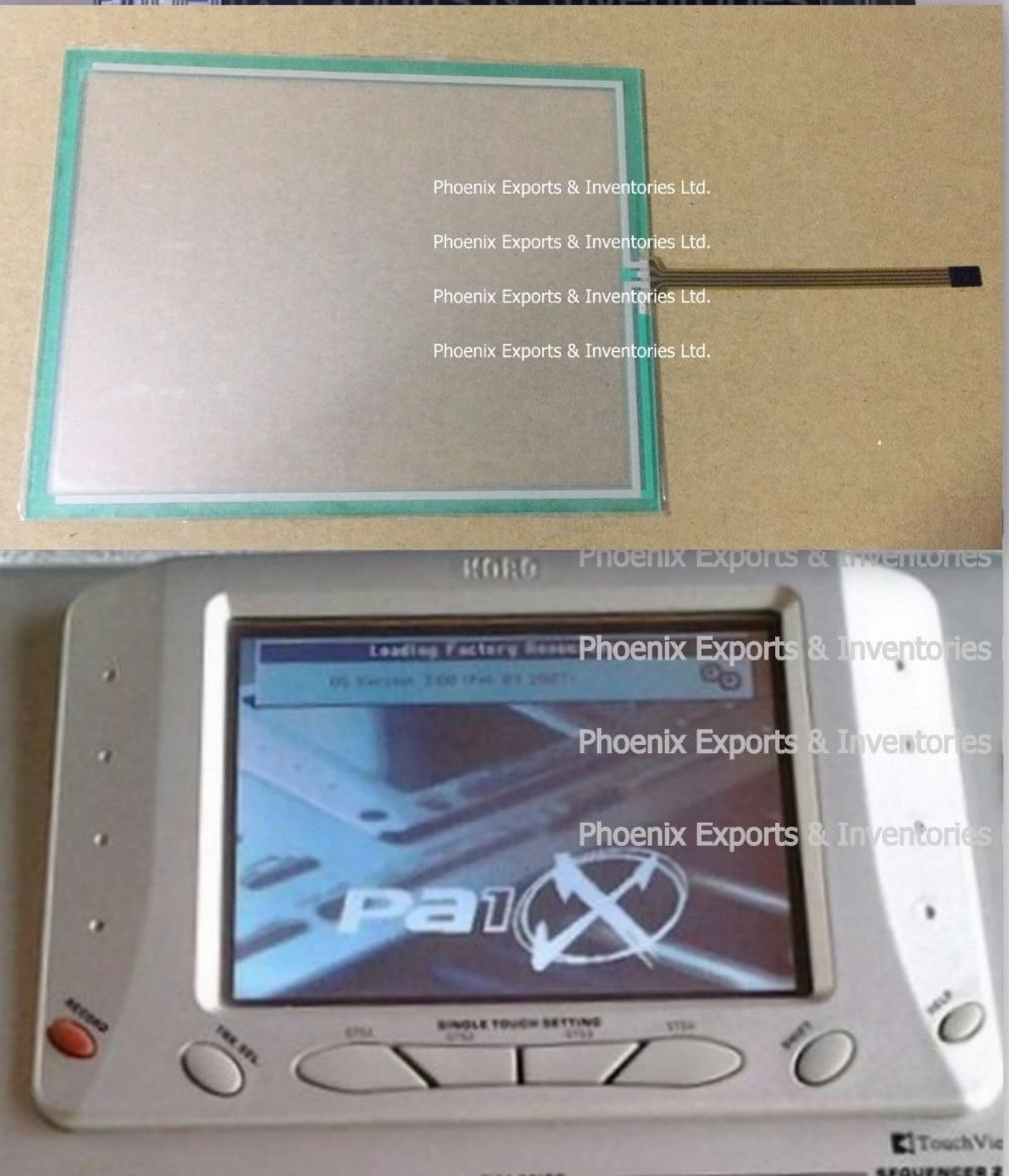 Korg Digitalizador de pantalla táctil para Korg PA1X cojín de panel táctil de vidrio