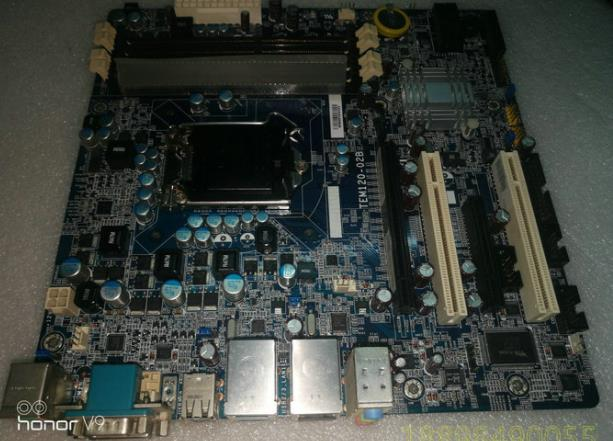 Placa-mãe do Console do Jogo Tem120-02b Tem120