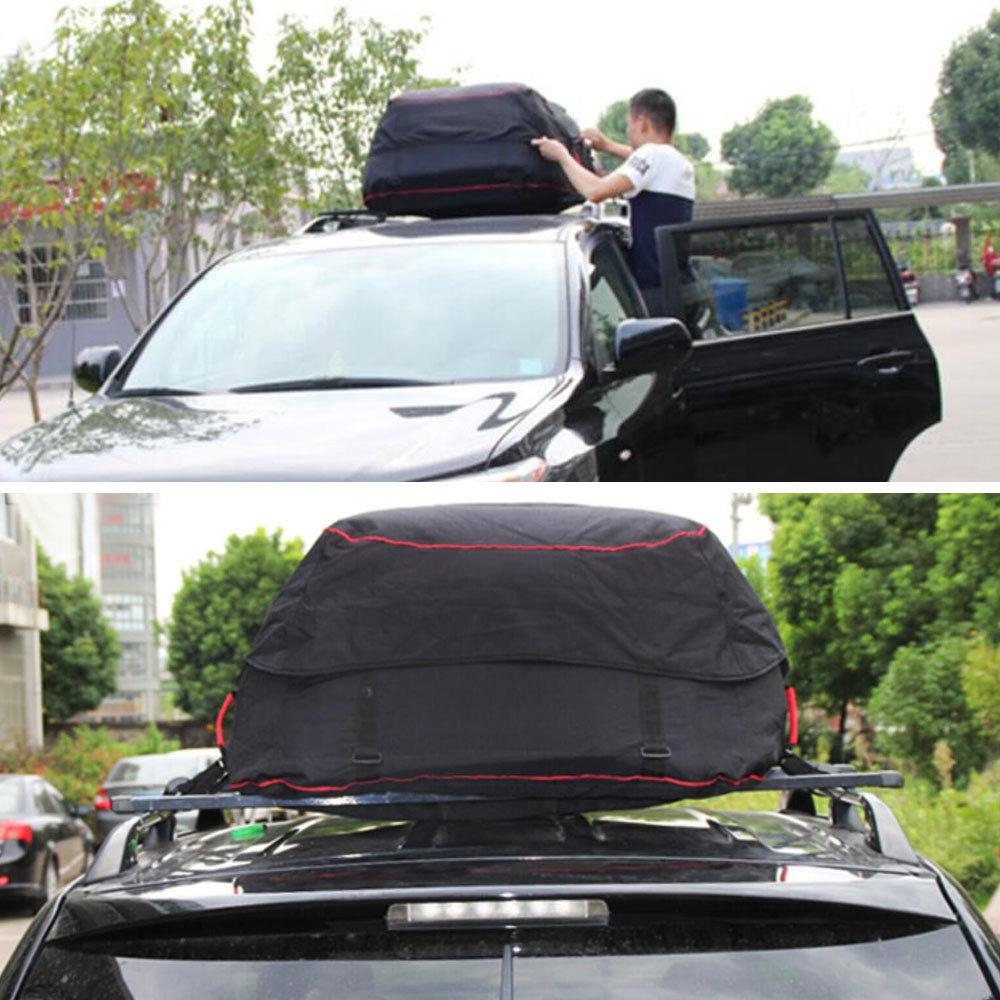 Автомобильная водонепроницаемая ткань Оксфорд, 5,92 куб. См, карго складывается, мягкая сумка подходит для Cruze Focus Range Rover Evoque Land Cruiser