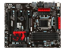 Originele moederbord voor MSI Z77A-G45 GAMING DDR3 LGA 1155 voor I3 I5 I7 CPU 32 GB USB3.0 SATA3 desktop moederbord gratis verzending