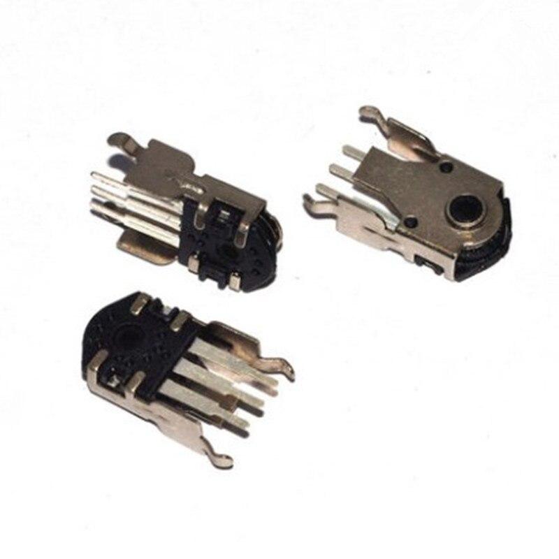 5PCS 11MM Mouse Encoder Wheel Encoder Repair Parts Switch