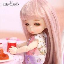 Fairyland Halloween fl-pukifee 1/8 bjd corps modèle bébé filles garçons poupée yeux haute qualité jouets boutique résine libre yeux