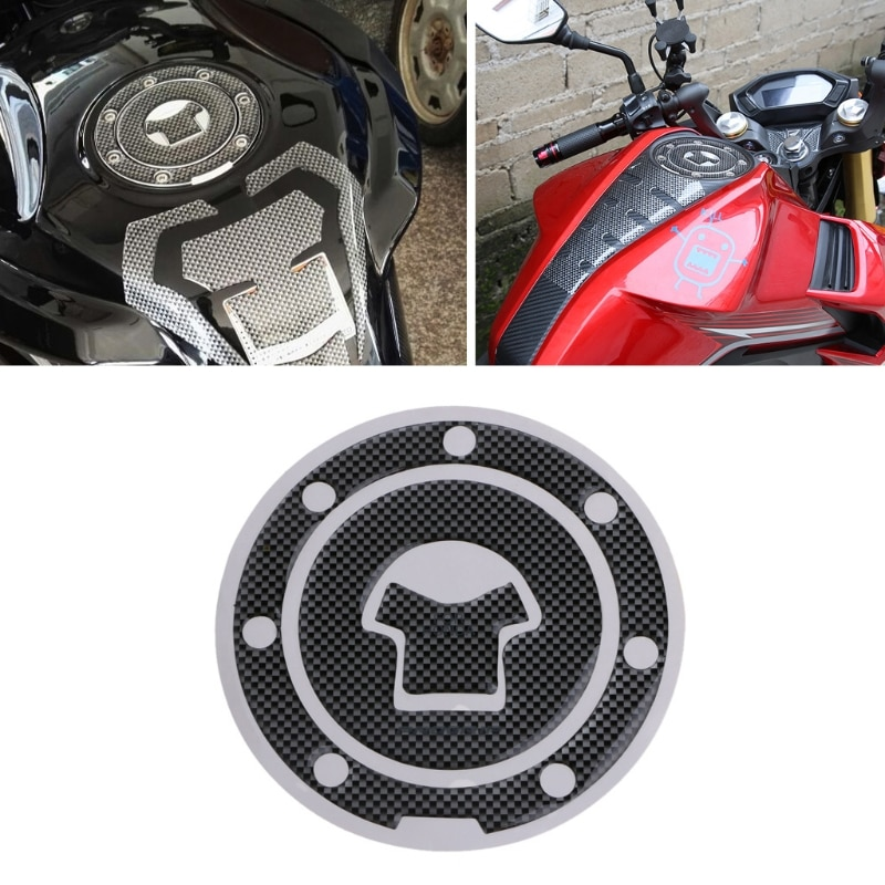 Motorrad Carbon Tankpad Schutz Aufkleber Für HONDA CBR600 F2