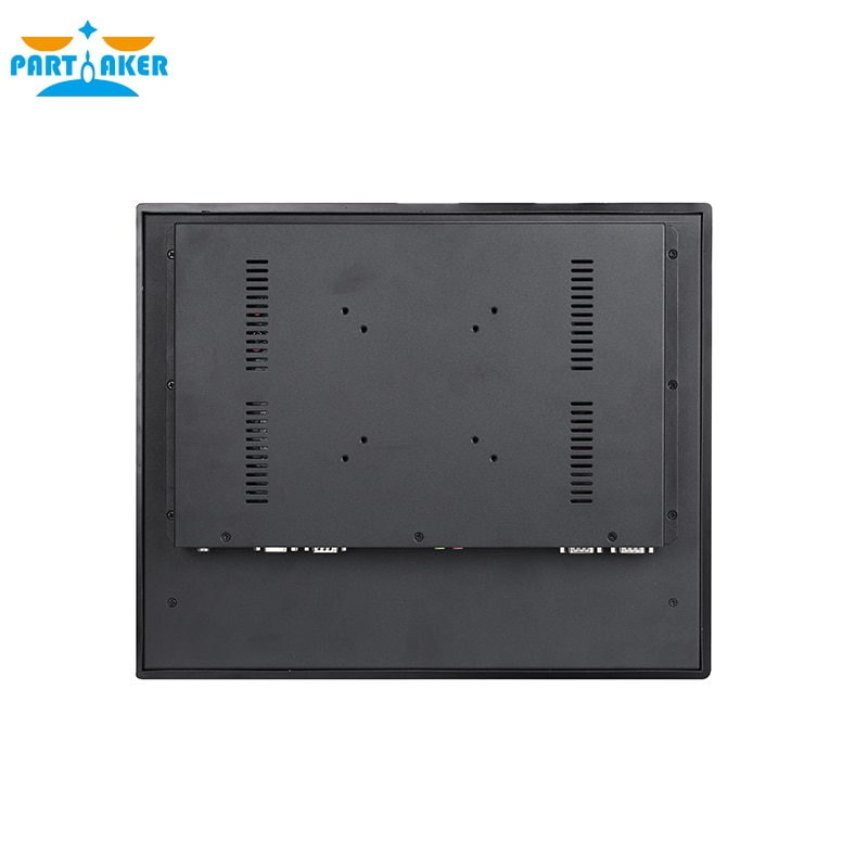 17 Inch IP65 Industrial Touch Panel PC Intel Core i7 3537U All in One Computer with Windows and Linux 10 Points Capacitive TS enlarge