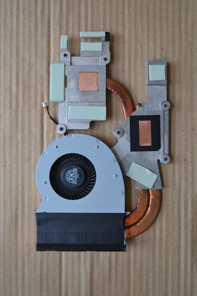 Nuevo disipador de calor de CPU independiente de refrigeración/ventilador para Lenovo IdeaPad Y510P portátil AT0SF001SS0 SUO1 02 317 000 0112