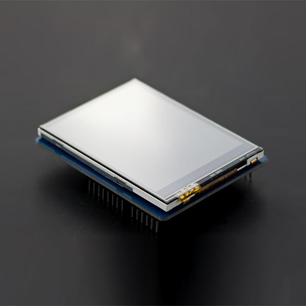 Pantalla táctil TFT de 2,8 pulgadas compatible con Arduino mbed con ranura para tarjeta Micro SD DM-TFT28-105 TFT protector táctil Módulo de pantalla