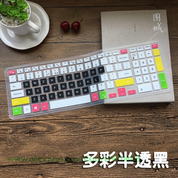 "15,6 ""piel cubierta de teclado para Dell Inspiron 7567 15 7577 i3567 i5570 i5577 i7559 15,6"" 3000 serie 5000 17 5000 serie 5748"