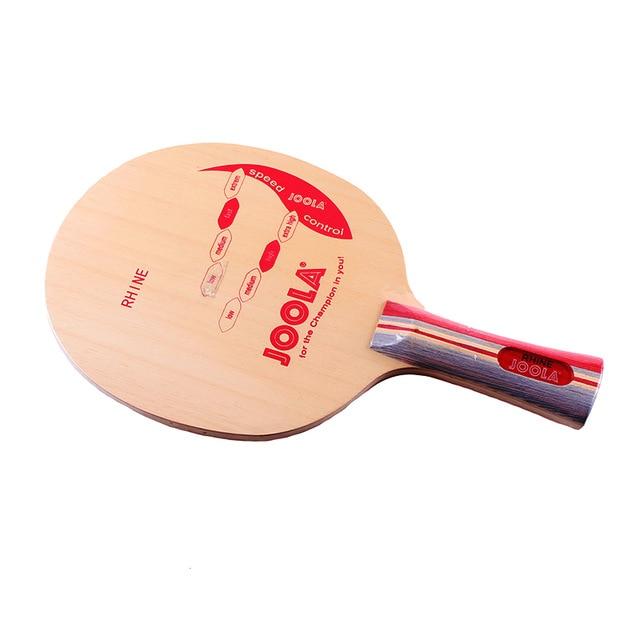 Pala De Tenis De Mesa JOOLA Rin (madera De 5 capas, bucle y Control) raqueta Tenis De Mesa