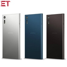 "Sony Xperia XZ F8331 cep telefonu 5.2 ""1080x1920p 3GB RAM 32GB ROM Snapdragon820 dört çekirdek 2900mAh 23MP kamera Android Smartphone"