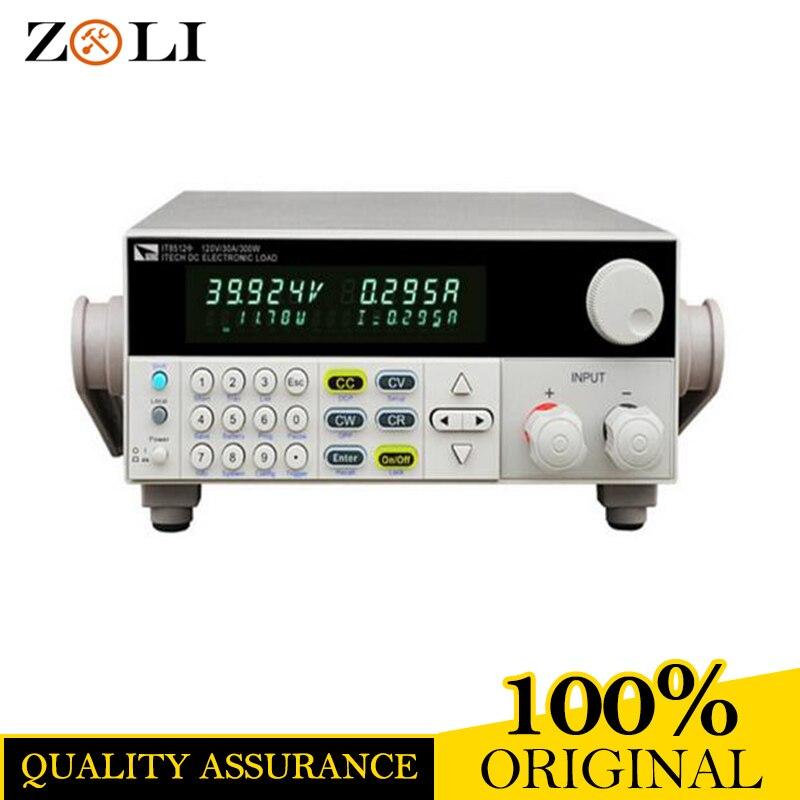ITECH IT8512B + DC טען אלקטרוני לתכנות 500 V/15A/300 W IT8512B + מהירות מדידה עבור מתח מבטל וזרם