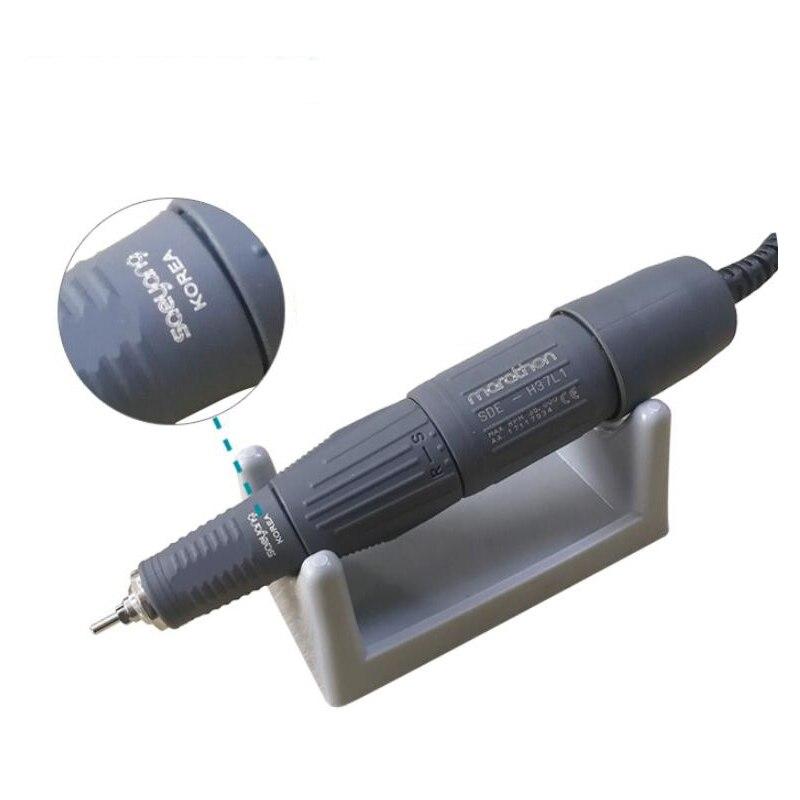 Pulidor de uñas Micromotor SED H37L1 35.000 RPM para taladros de máquina eléctrica de clavos fuertes serie 210