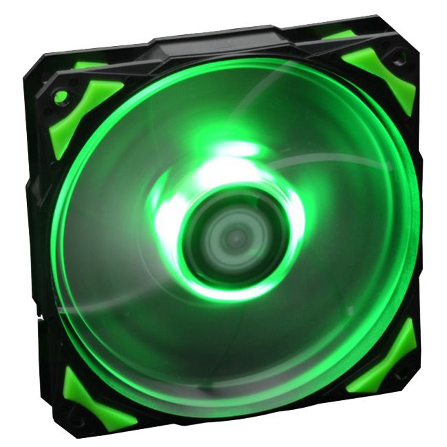 hot-Computer Case Cooler PC Cooling Fan LED 120 mm Pl - 12025 Fans 4 Pin 3.6W Pwm Control computer Cooler RGB Case Fan CPU