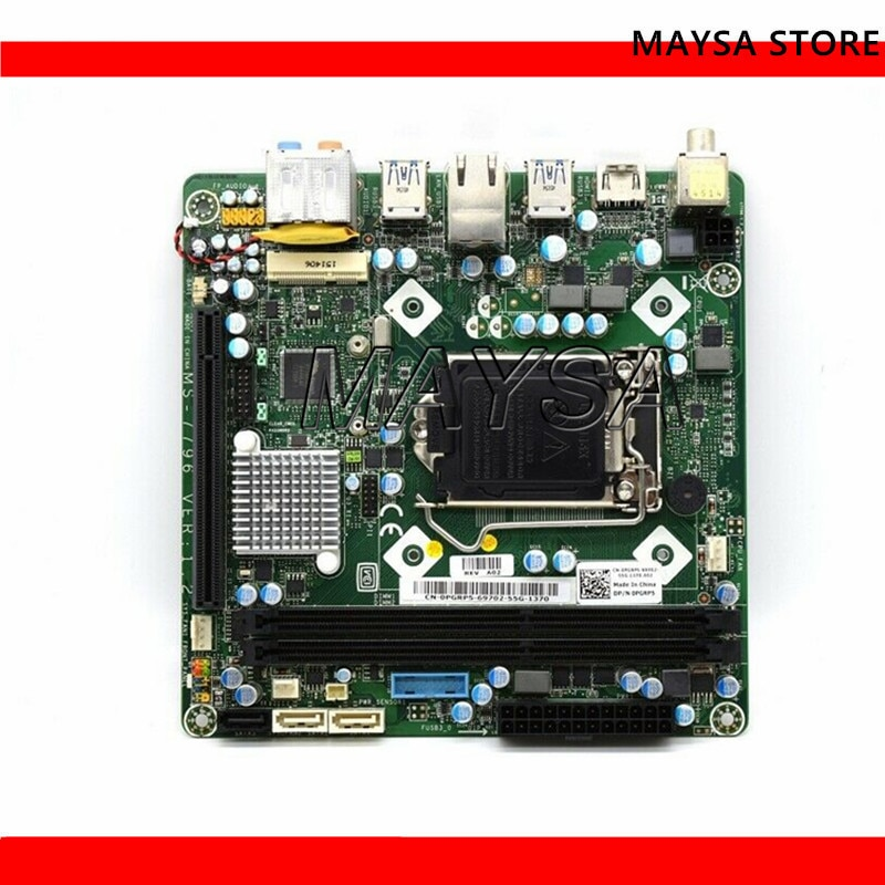 MS-7796 для DELL Alienware X51 R2 MS-7796 mini-ITX H87 LGA1150 0PGRP5 DDR3 Материнская плата