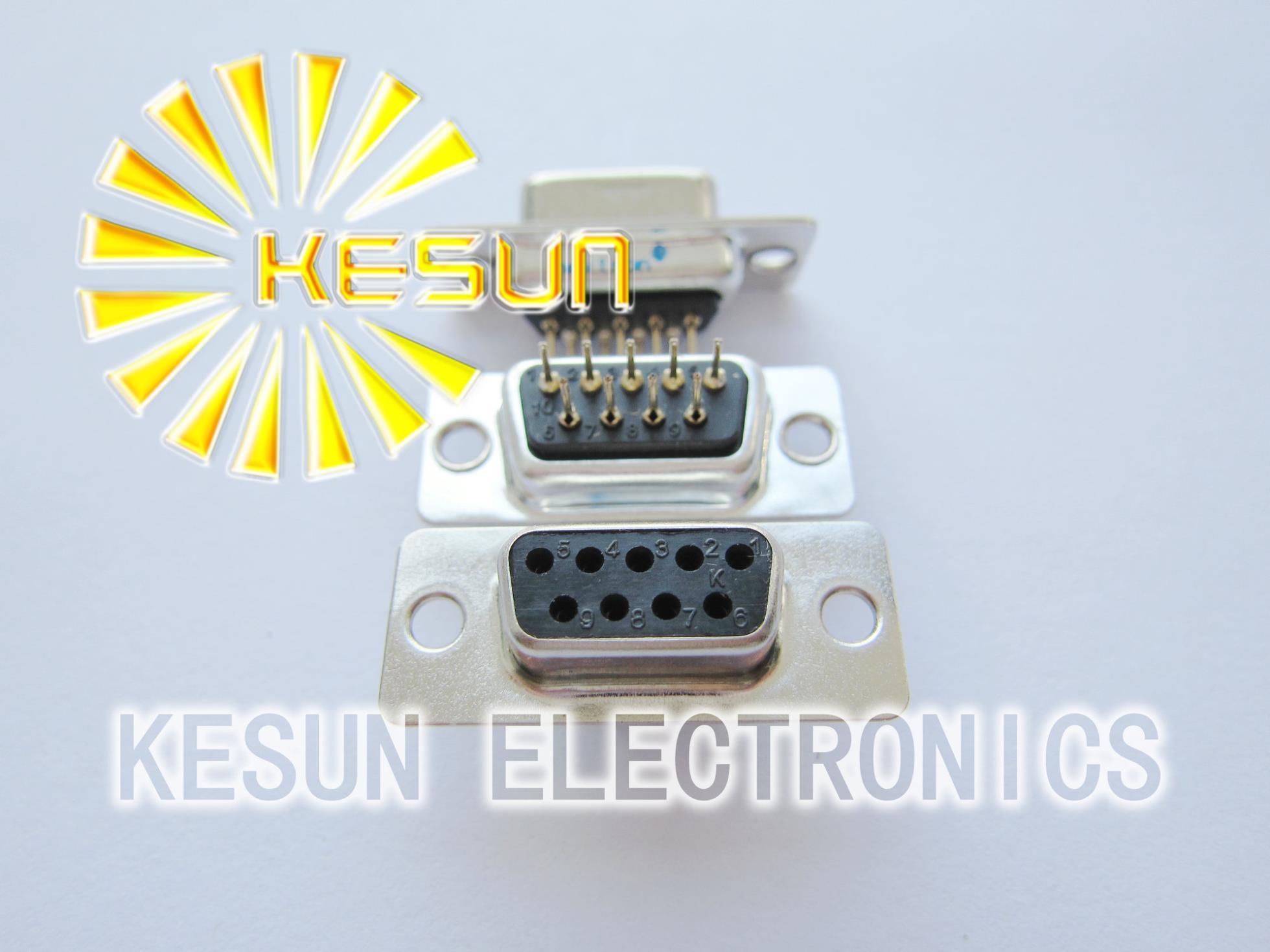 100 قطعة/الوحدة Nextron DP9 أنثى الأسود 2.77 مللي متر المسلسل PCB D-Sub موصل ، معيار Dip 1U الذهب عالية الجودة