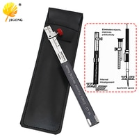 Welding Inspection Scale Small Height Gauge HI-LO Dedicated Internal Welding Ruler Metric Size