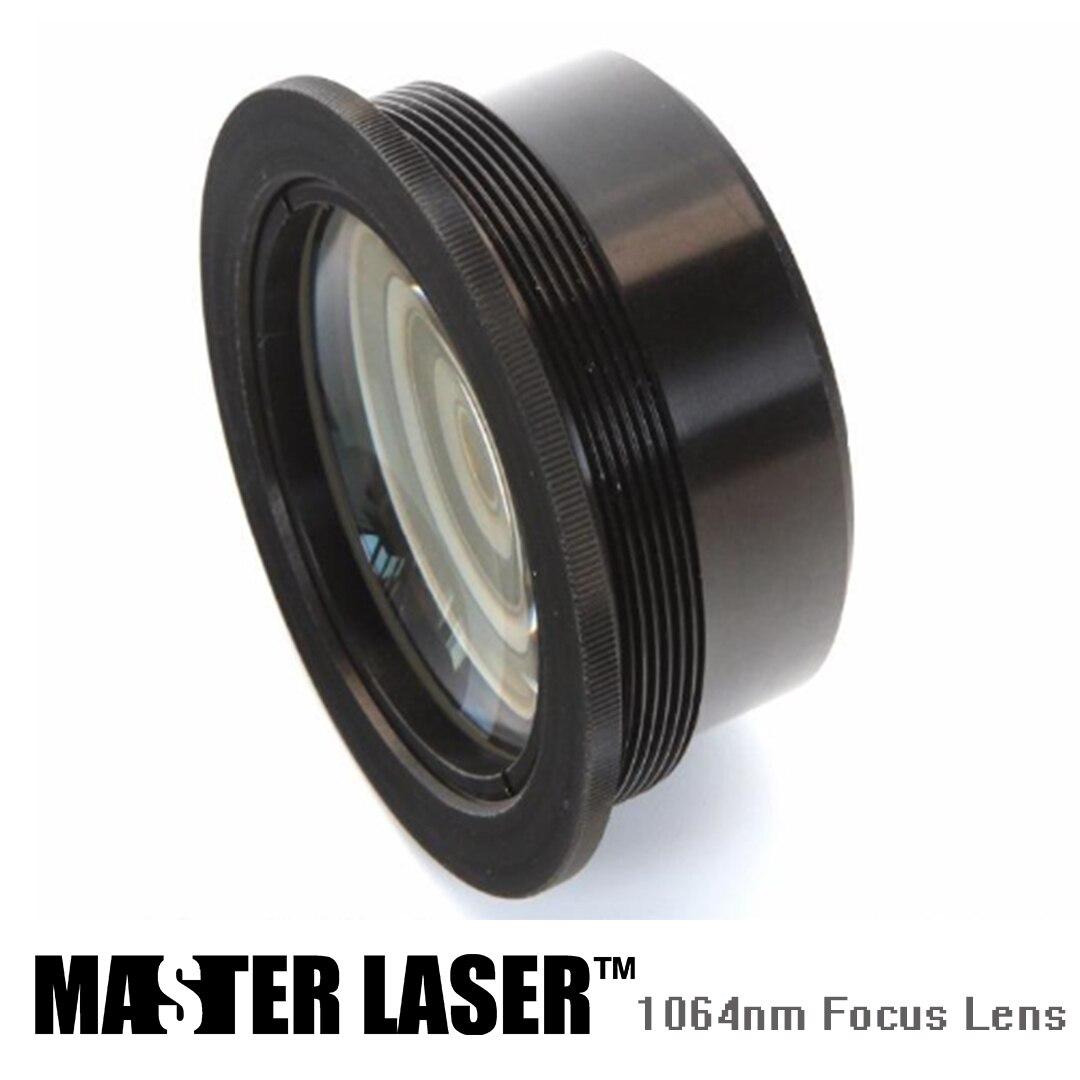 2 peças Combinadas YAG Laser De Corte De Soldagem de Aço Foco Lentes