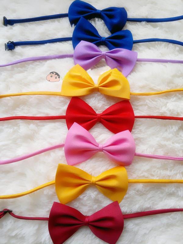 Ziemlich Cool Bowknot Modell Hund Hund Welpen Mini Krawatte Kragenchoker Krawatte 2 stücke