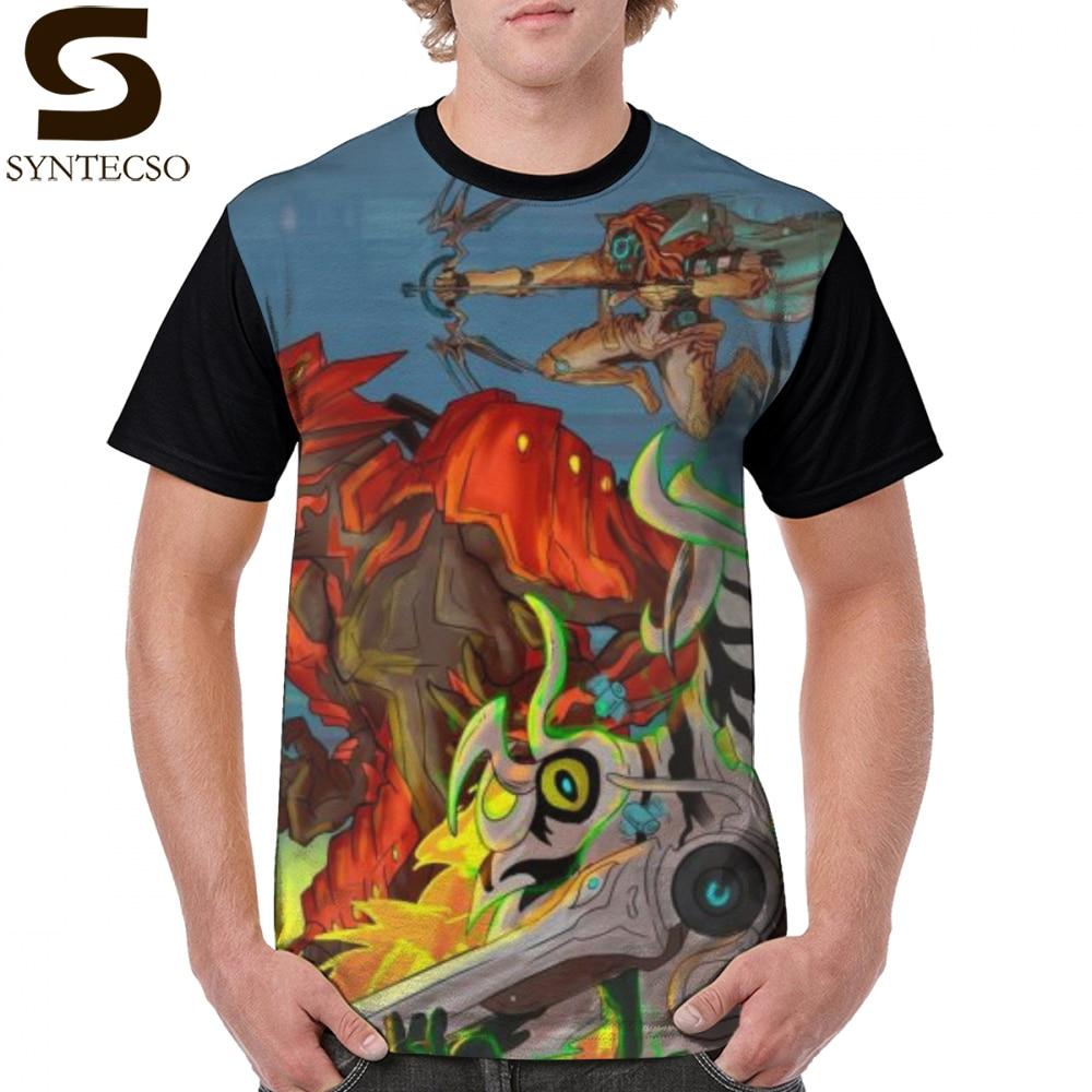 Camiseta Warframe, camiseta Casual Warframe, camiseta con gráfico 100 de poliéster, Camiseta estampada de gran tamaño, divertida camiseta de manga corta