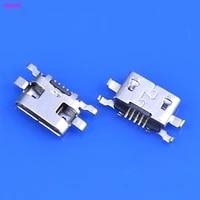 cltgxdd 100pcs micro usb jack connector female 5 pin charging socket for motorola moto g2 g1 xt1063 xt1064 xt1068 xt1069