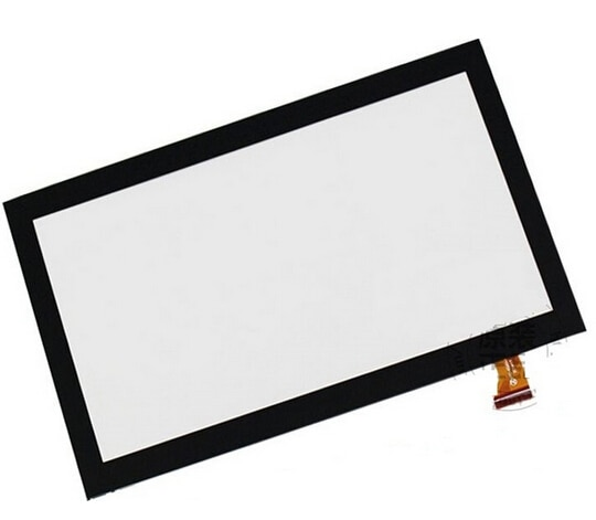 Envío Gratis pantalla táctil de 6,5 pulgadas, 100% nuevo para iconBIT NETTAB POCKET 3G panel táctil Delgado NT-3603P, Sensor digitalizador de tableta PC
