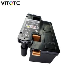 Toner Cartridge Compatible For Dell 1250 250C 1350 1350CNW 1355 1355CN 1355CNW Color Laser Printer Reset Toner Cartridges Parts