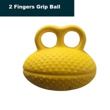 Appareil de Fitness de Massage de force de doigt de main de boule de poignée de doigt de haute qualité traitant le dispositif de souris