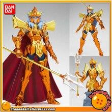 """Saint Seiya"" Original BANDAI Tamashii Nationen Saint Cloth Myth EX Action Figure-Meer Kaiser Poseidon-Kaiser thron Set-"