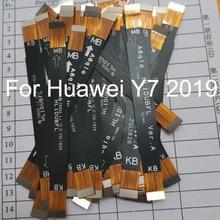 Carte mère principale dorigine pour HUAWEI Y7 PRO 2019 principal FPC carte mère câble pour HUAWEI Y7 PRIME 2019 carte mère câble flexible